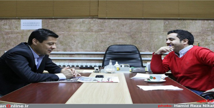 گفتگو با علیرضا فغانی