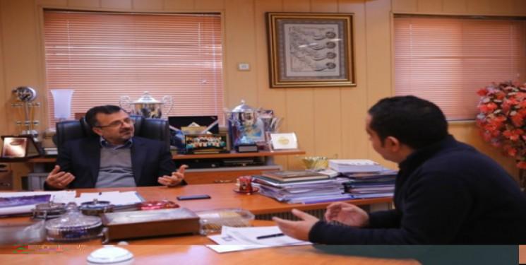گفتوگو با محمدرضا داورزنی