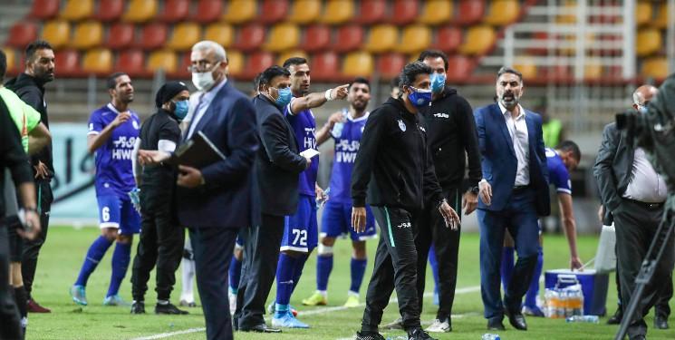 شرمی که در فوتبال قورتش دادهاند!
